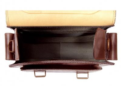 Портфель Sacvoyage  ОПБ-1К коричневый