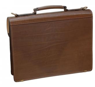 Портфель Sacvoyage  РВМ-1К коричневый