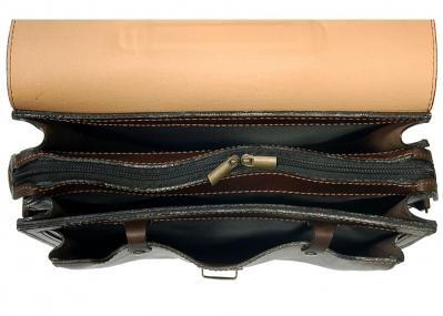 Портфель Sacvoyage СПБ-2К коричневый