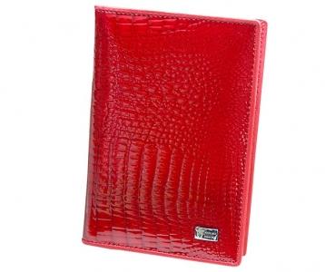 Обложка на паспорт Wanlima 62041170149B1 Red