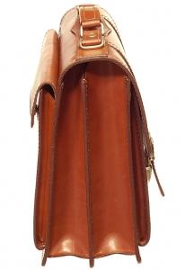 Портфель Unileather 030 рыжий