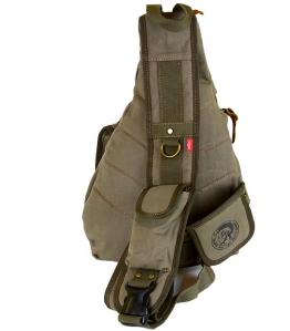 Рюкзак однолямочный Augur 8171 Green