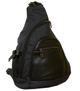 Рюкзак однолямочный Hedgard 440 black
