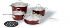 Vitesse VS-1458 (Asnee) Набор посуды (9 предметов)