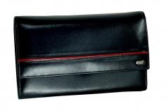 Кошелек Petek 407 black