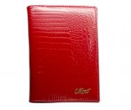 Обложка на паспорт Moro & Jenny 59012 Red