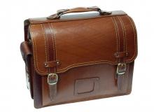 Портфель Unileather 041 светло-коричневый