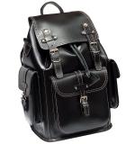 Рюкзак кожаный Unileather 3КБ-СР черный