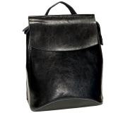 Рюкзак женский кожаный Pyato 060 Black