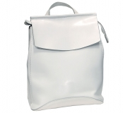 Рюкзак женский кожаный Pyato 060 White
