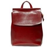 Рюкзак женский кожаный Pyato 807 Red