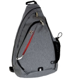 Рюкзак однолямочный Inoxto 8009 Grey