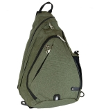 Рюкзак однолямочный Inoxto 8009 Green
