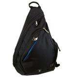 Рюкзак однолямочный Inoxto 8009 Black