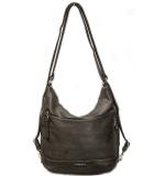 Сумка-рюкзак женская Vevers 30076 Smoky grey